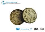 Cake Tools avec LFGB, FDA, Certification SGS Coussin en Silicone en forme de citrouille