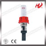 Compteur de débit pour la tubulure du système de chauffage pour équilibrer l'écoulement d'eau