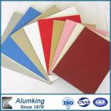 Beides Seiten-Farben-zusammengesetztes Aluminiumpanel für Partition-Gebrauch