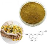 アピゲニン0.3% - 98%のChamomileのエキスまたはアピゲニンの粉