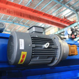 China nova fêz a Wf67y 160t/3200 a máquina de dobra hidráulica com certificação do Ce para o aço inoxidável