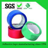 Отсутствие ленты запечатывания коробки ленты цвета BOPP шума упаковывая