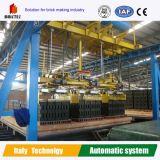 Fábrica automática del ladrillo de la arcilla de las ventas calientes