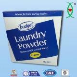 Poudre de savon de blanchisserie de bonne qualité dans le carton 1kg