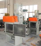 Roda Abrator do diâmetro 400mm da placa terminal Q324/máquina da limpeza sopro de tiro