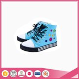 Low Cut e High Top Classical Adult Vulcanized Canvas Shoes