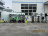 Trattamento di purificazione dell'acqua nella fabbrica del sistema di osmosi d'inversione