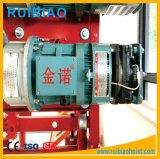 Motor elevador de pasajeros de la construcción de la grúa del Motor (YZZ132M-4)