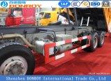 De op zwaar werk berekende Tankwagen van de Vrachtwagen 290HP van de Tanker van de Brandstof