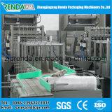 Macchina imballatrice automatica di imballaggio con involucro termocontrattile della pellicola del PE della bottiglia