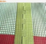 PTFEの上塗を施してあるガラス繊維の布のための壁のタイプ接合箇所