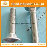 Beste Voorraad 316 van de Prijs DIN603 Roestvrij staal om HoofdBout