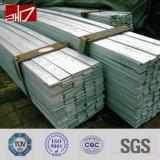 Barra piana d'acciaio galvanizzata certificata