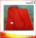 calentador del caucho de silicón de 220V 500W 400*400*1.5m m para la impresora 3D