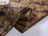Tissu de sofa de jacquard de polyester (fth31957)