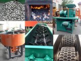 Working Line von Charcoal Briquette/Ball Making Machine beenden für Sale