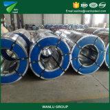 G80 laminó la bobina de acero galvanizada de la INMERSIÓN caliente