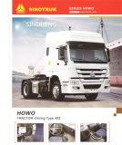 300HP Sinotruk HOWO che conduce il camion del trattore di 4X2 6wheels