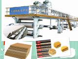 Gewölbte Karton-Kasten-Pappe, die Maschine herstellt