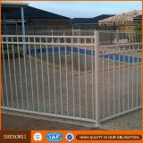 Rete fissa bianca della piscina del ferro saldato