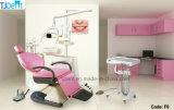 유행 Foldable 공간 절약 능률적인 치과 의자 (F6)
