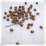 Perles en bois colorées en différentes tailles (IO-wa019)