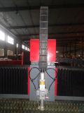 Cortadora del laser de la fibra para el metal de hoja con el poder más elevado (1300X2500mm/1500X3000m m)