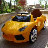 Автомобиль электрического автомобиля RC детей красного цвета