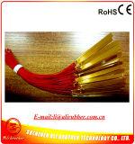 Polyimideの薄膜のヒーター12V 22.86W (6.3ohm) 6.5*86.4mm 3m 150mmの鉛
