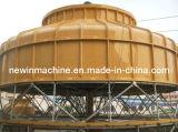 FRPの円形のタイプ冷却塔