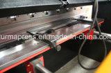 Wc67y-160t4000mm 격판덮개 구부리는 기계, 장 구부리는 기계 가격, CNC 구부리는 기계