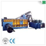 Prensa hidráulica horizontal do ferro de sucata Y81f-125 com Ce