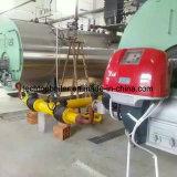 水平の内部燃焼の自動ガスか石油燃焼の蒸気ボイラ