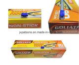 Хорошее качество полиэтиленовой пленки обвязки рулона вставьте нож режущего аппарата