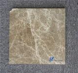 Emperadorのカスタマイズされた自然な薄茶の大理石