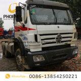 Verwendeter Traktor-Kopf 6X4 des Beiben LKW-Nordbenz-Traktor-LKW-Ng80 mit MERCEDES-BENZtechnologie für afrikanischen Markt