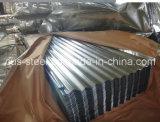 0.13-0.8mm JIS G3302のGIのコイルのSgchによって波形を付けられる金属の屋根ふきシート
