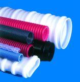 Linha de produção ondulada da tubulação da irrigação do PVC