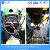 Alimentador agrícola de cuatro ruedas/de la granja notable 40HP