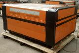 Corte del laser del CNC para la madera con el laser 1290 del CO2