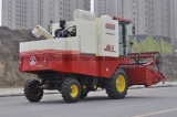 2017最新のBroomcornのコンバインの農場の収穫機