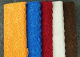 도매 8cm 의복을%s 추가 색깔 정선한 탄력 있는 레이스