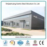 Пакгауз стальной структуры промышленного здания Китая полуфабрикат для сбывания