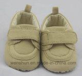 Популярно и классики конструирует ботинки младенца Ws1005