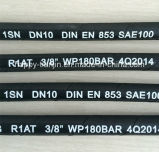 LÄRM en 853 R1at/1sn High Pressure Hydraulic Rubber Oil Pipe