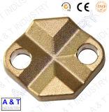 316 en acier inoxydable / laiton / cuivre / aluminium / OEM toutes les pièces métalliques en acier forgé