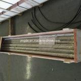 Zinc plaqué / Galfan + PA12 Revêtue Single Wall Bundy Tube