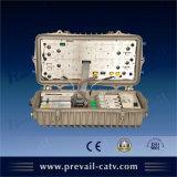 Fttcの光レシーバAGC CATV光学ノード(WR1004HJ)