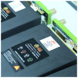 Bateria de lítio do armazenamento 12V de LiFePO4 20ah 30ah 40ah 50ah 60ah 80ah 100ah para a luz de rua solar