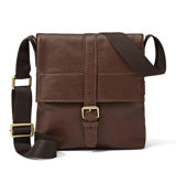 卸売価格の良質型の革十字の遺体袋のショルダー・バッグ